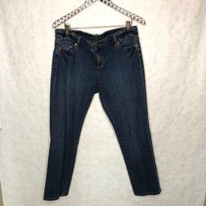 MICHAEL KORS | Women's Jeans w/ Gold Buttons 10P